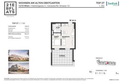 Fertigstellung Herbst 2020! T27_1-2 Zimmer Wohnung PROVISIONSFREI