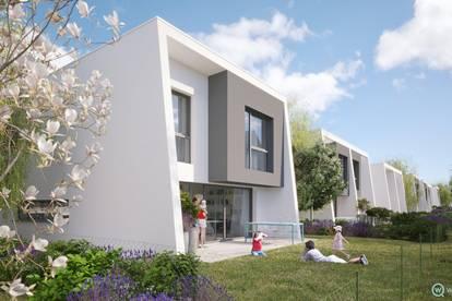 WOHNEN im GRÜNEN- Doppelhäuser und Einfamilienhäuser in Grünoase