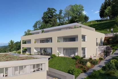 3-Zimmer-Wohnung mit Gartenparadies Top B3