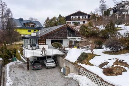 Einfamilienhaus auf weitläufigem Grundstück