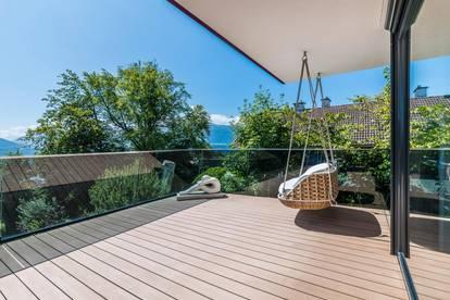 Traumhafte Terrassenwohnung + Luxus Interieur