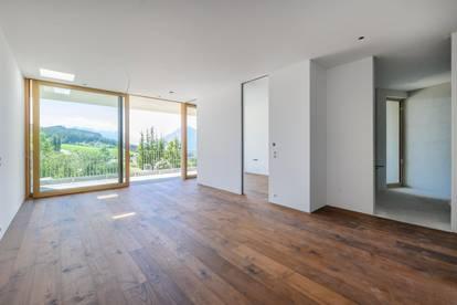 Ihr Upgrade : Terrassenwohnung mit Aussicht