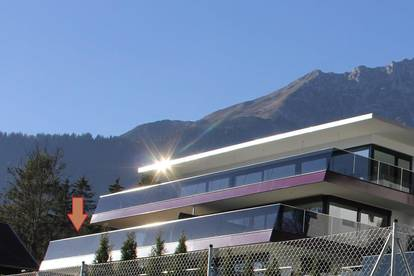 5 Sterne Suite auf der Sonnenseite Innsbrucks