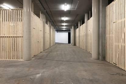 18 m² Lager - 24/7 uneingeschränkte Lademöglichkeit