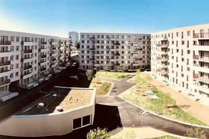 3-4 Zimmer-Genossenschaftsmietwohnung - Erstbezug, provisionsfrei - auf ca. 97 m² ab sofort verfügbar