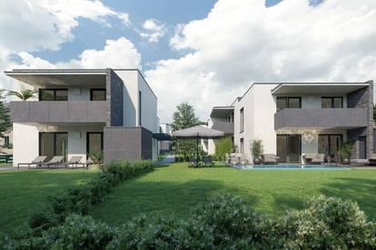EXKLUSIVE 2 Zimmer Gartenwohnung im Stiftingtal -PROVISIONSFREI- Erstbezug