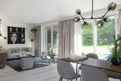 Exclusive 2 Zimmer Gartenwohung Nähe MED Campus - Provisionsfrei