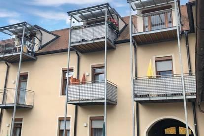 Betreutes Wohnen - 2-Zimmer mit Balkon - zentrumsnah und ruhig