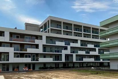 Penthouse-Charakter 4 Zimmer mit 45 m² Balkon- provisionsfrei - Erstbezug