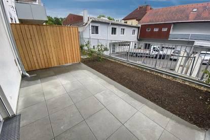 Kleine, feine 2-Zimmer-Gartenwohnung in Mariagrün zu vermieten