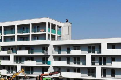 5 Zimmer Familien Penthouse mit 50 m² Rund-Um-Balkon - Erstbezug und provisionsfrei