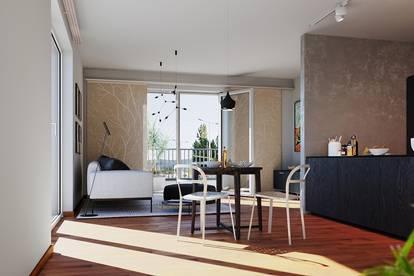 Leistbare 3 Zimmerwohnung mit großem Süd/Westbalkon - provisionsfrei
