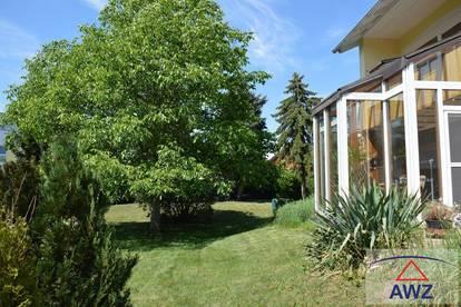 Mehrfamilienhaus am Welser Stadtrand mit mehr als 1500 m² Garten!