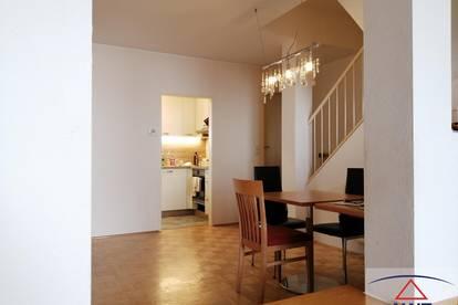 COOLE Starterwohnung - Wohnen auf zwei Ebenen!