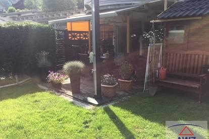 Schöne Eigentumswohnung mit Garten und Wintergarten !!!