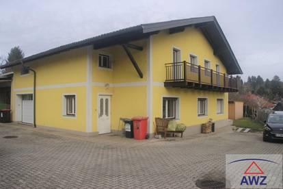 Maria Anzbach - Einfamilienhaus mit angebauter Werkstatthalle!