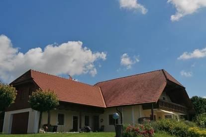 RESERVIERT! ! ! Wundervolles Haus mit Panoramablick und mehr als 1350 m² Grund !