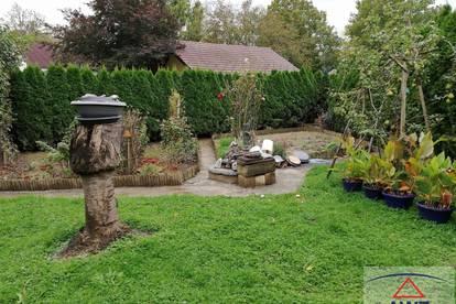 Sanierungsbedürftiges Haus mit schönem Garten