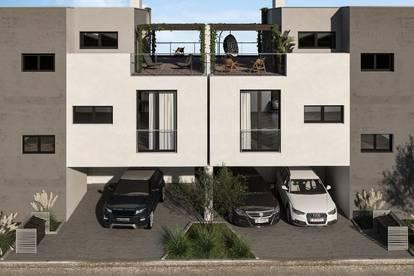 2201 Gerasdorf/Wien - Top Wohnhäuser im Grünen zu verkaufen!