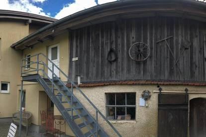 Uriges Haus mit Grund und Schmiede!