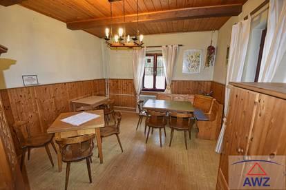 EINMALIGE CHANCE! - Ehemaliges Gasthaus mit ca. 4600 m² Grund!