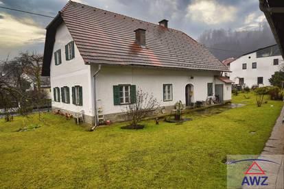 Bauernhaus mit Geschichte sucht handwerklich geschickten Besitzer!