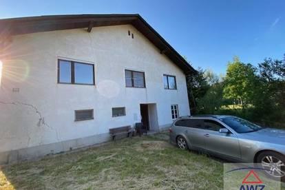 Günstiges Wohnhaus mit großem Grundstück in Krieglach!