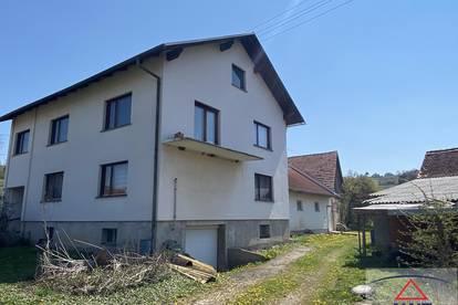 Leistbares Haus mit alter Landwirtschaft und Baugründen in Neusiedl bei Güssing!