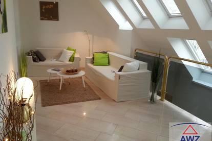 Neue 2- Zimmerwohnung mit Flair und Aussicht!