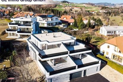 Hochwertige Terrassenwohnung mit Panoramablick (Top 5)