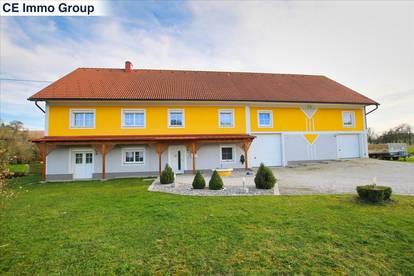 Idyllisches Wohnen mit Garten in Meggenhofen
