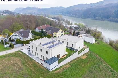 Geförderte Doppelhäuser mit Donaublick