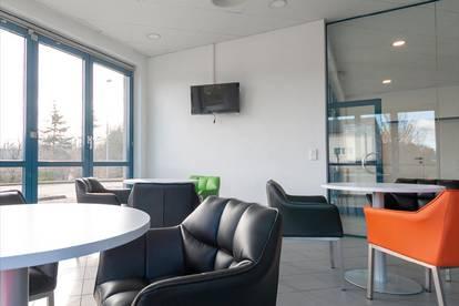 Durchstarten in 2020 : arbeiten in der WORKAREA Thalheim - Ihr neues Büro (B4)