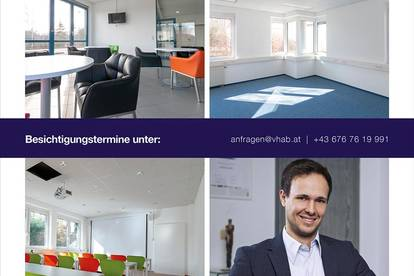 Arbeiten in der WORKAREA Thalheim - Ihr neues Büro (2-Raum-Büro 1.OG)