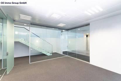 Hochwertige & repräsentative Bürofläche direkt an der B1 Hörsching - nahe Flughafen