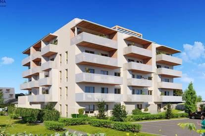 IDEAL als BÜRO! 3 Zimmer - Wohnung in Hart bei Graz! Balkon! TG!
