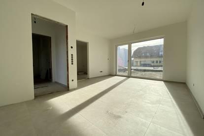 ERSTBEZUG – 2 Zimmer Neubauwohnung mit Garten!