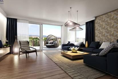 Maisonette-Wohnung ++ hochwertig ausgestattet über zwei Etagen ++ großzügige Terrasse!