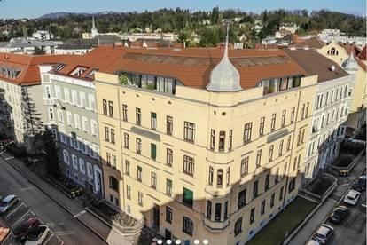BESTLAGE GEIDORF: High-End Wohntraum mit fantastischem Ausblick über Grazer Altstadt!