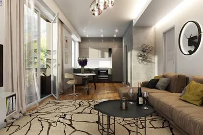 Hill Resorts - 2 Zi. Wohnung mit Balkon in bester Lage von Eggenberg
