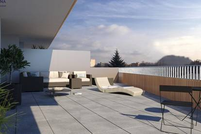 Trendviertel Lend | Neubau Terrassenwohnung | Ideal für Pärchen | bezugsfertig ab 01. Mai 2020