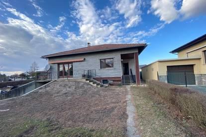 Einfamilienhaus mit großem Garten, ruhige Gebiet nähe Bahnhof (5 Minuten zu Fuß)