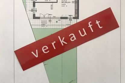 VERKAUFT! 3-Zimmer-Garten-Eigentumswohnung 2 TG-Plätzen inkl.