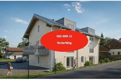 Wohnen mit Weitblick! 3-Zimmer-Dachgeschoß-Wohnung mit großzügigem Balkon