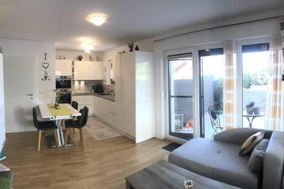WOHNEN AM SONNENHANG - 3-Zimmer-Eigentumswohnung mit Garten