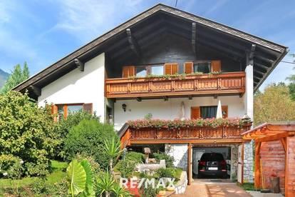 idyllisches Einfamilienhaus, ruhig gelegen