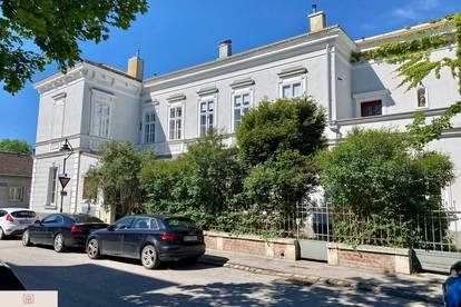 Stilvoll saniertes Gründerzeithaus in Mödlinger Villenviertel - zentrumsnah