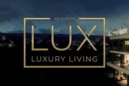 LUX   LUXURY - Living (38 Wohnungen) von 59 - 112 m² und (6 Penthäuser) von 117 - 163 m²