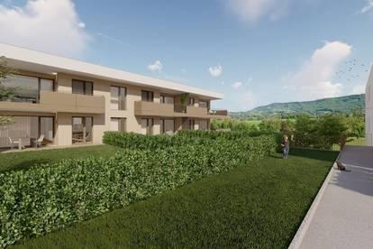 Wohnen am Südhang I 71m² Wohnung inkl. 1 TG-Stellplatz