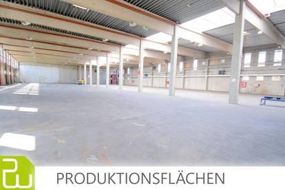 Neue repräsentative Lager - und Produktionsflächen in hervorragender Lage ! PROVISIONFREI !!